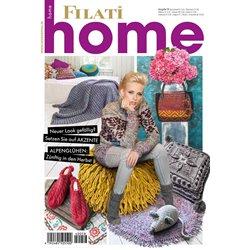 Lana Grossa FILATI Handstrick No. 58 (Home) - German Edition