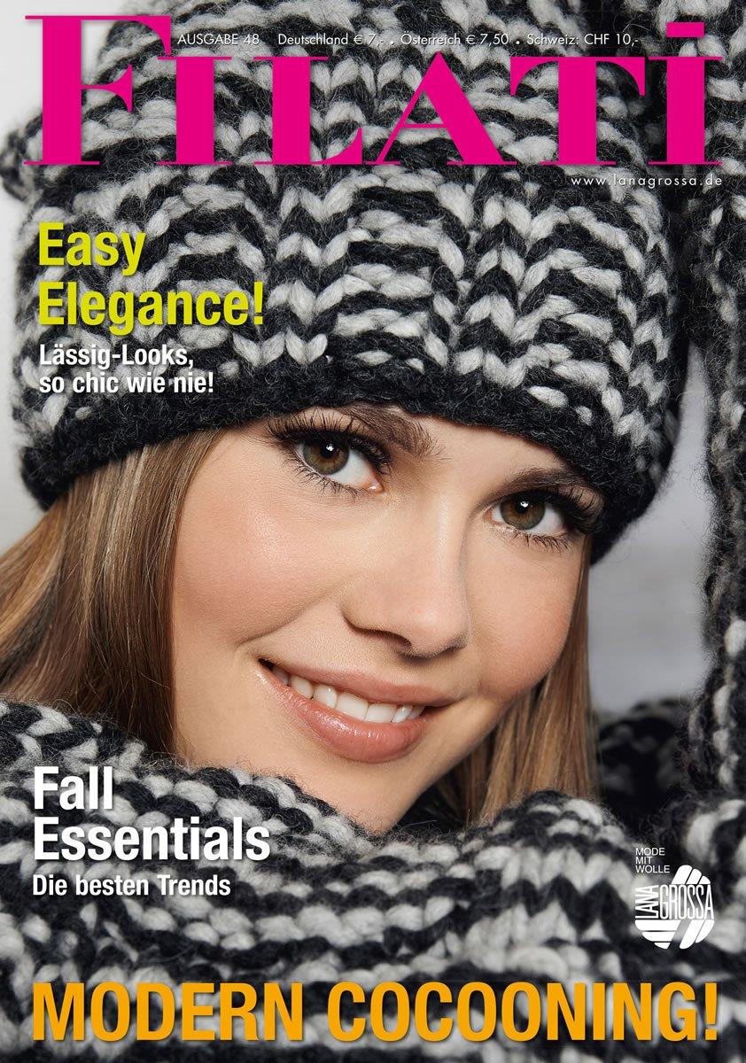 Lana Grossa FILATI No. 48 (Herbst/Winter 2014/15) - German edition