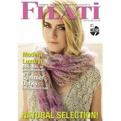 Lana Grossa FILATI No. 49 (spring/summer 2015) - German Edition