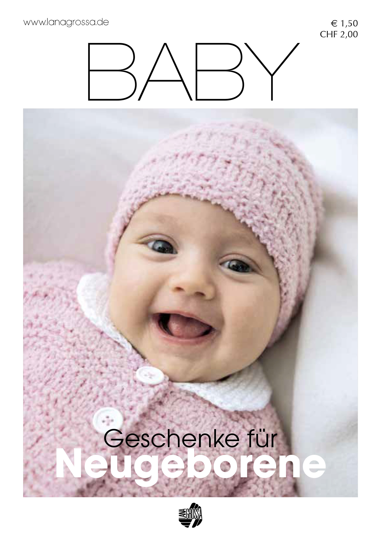 Baby Geschenke Für Neugeborene No 1 German Edition Lana Grossa Knitting Magazine
