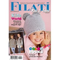 Lana Grossa FILATI Kids & Teens No. 4 - German edition