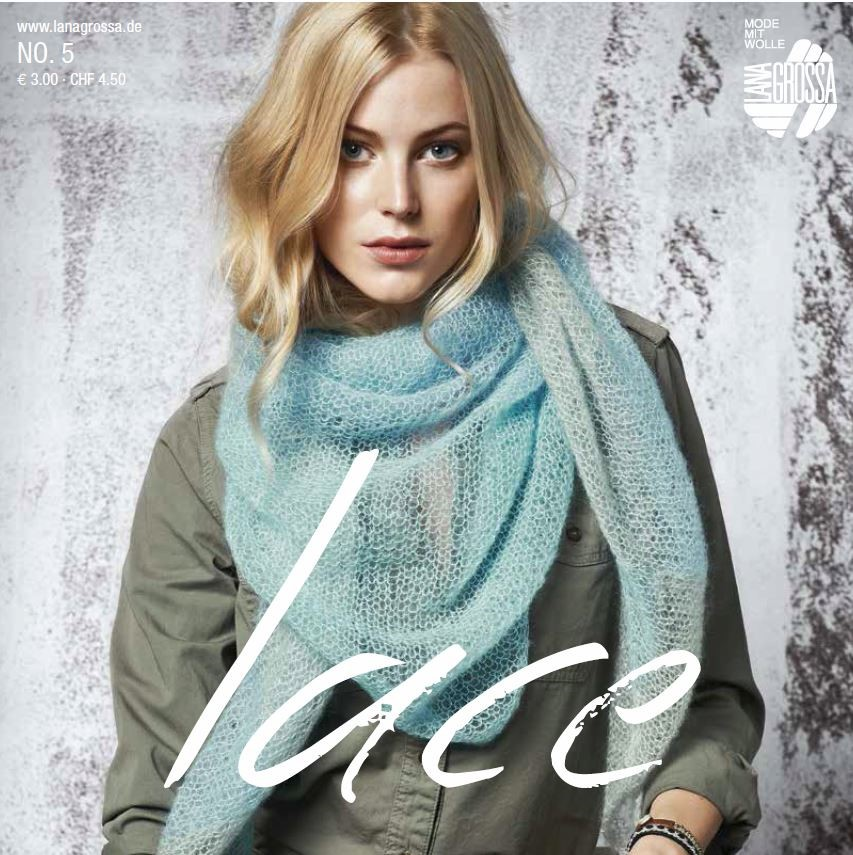 Lana Grossa LACE No. 5 (German Edition)
