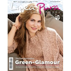 Lana Grossa LINEA PURA No. 8 German Edition