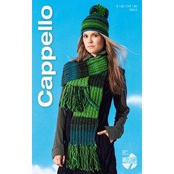 Lana Grossa CAPPELLO Folder - German edition