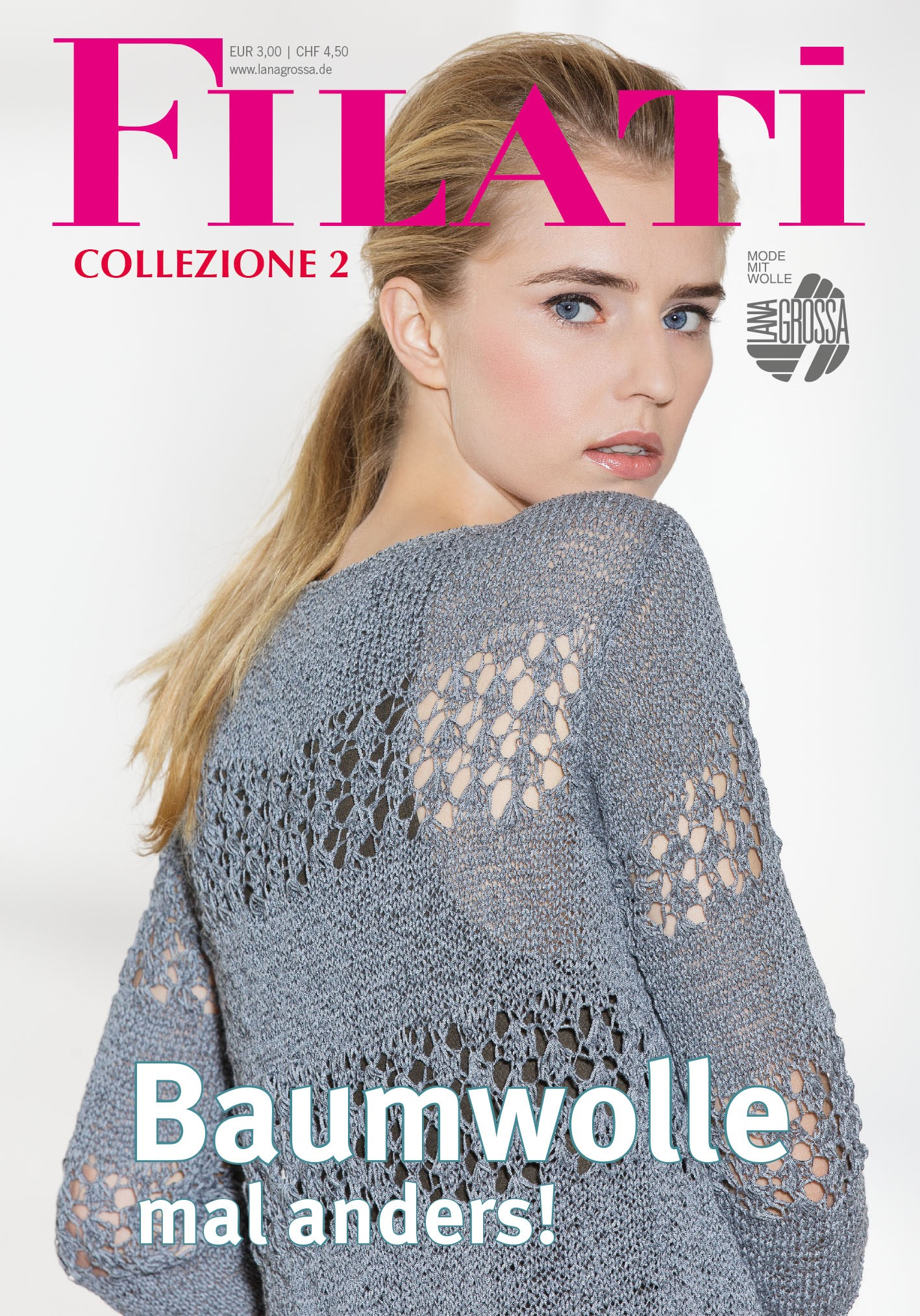Lana Grossa FILATI COLLEZIONE No. 2 - German Edition