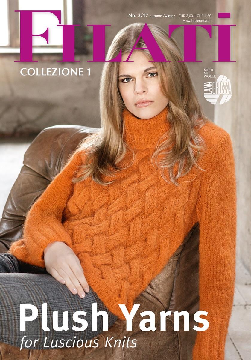Lana Grossa FILATI COLLEZIONE No. 3 - English Edition