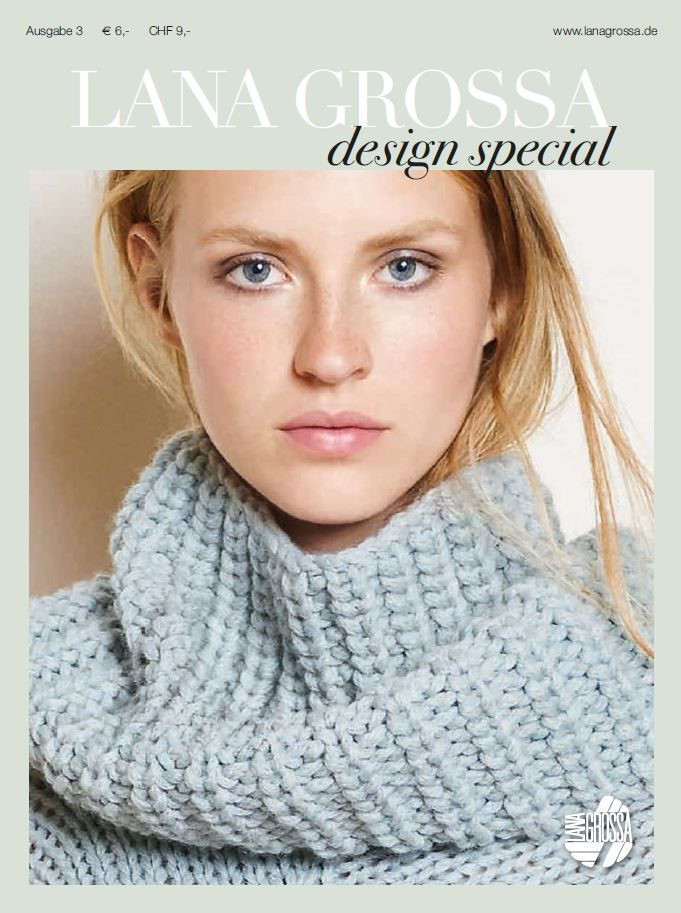 Lana Grossa Design Special No. 3 - German Edition