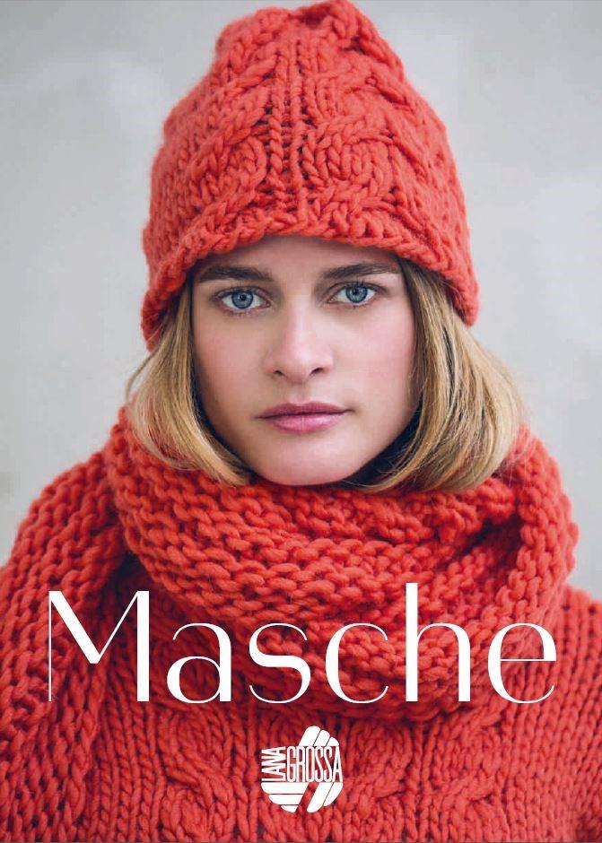 Lana Grossa DIE MASCHE 2015 Folder - German Edition