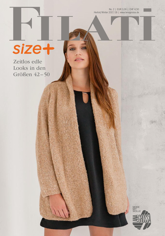 Lana Grossa FILATI Size Plus No. 2 - German Edition