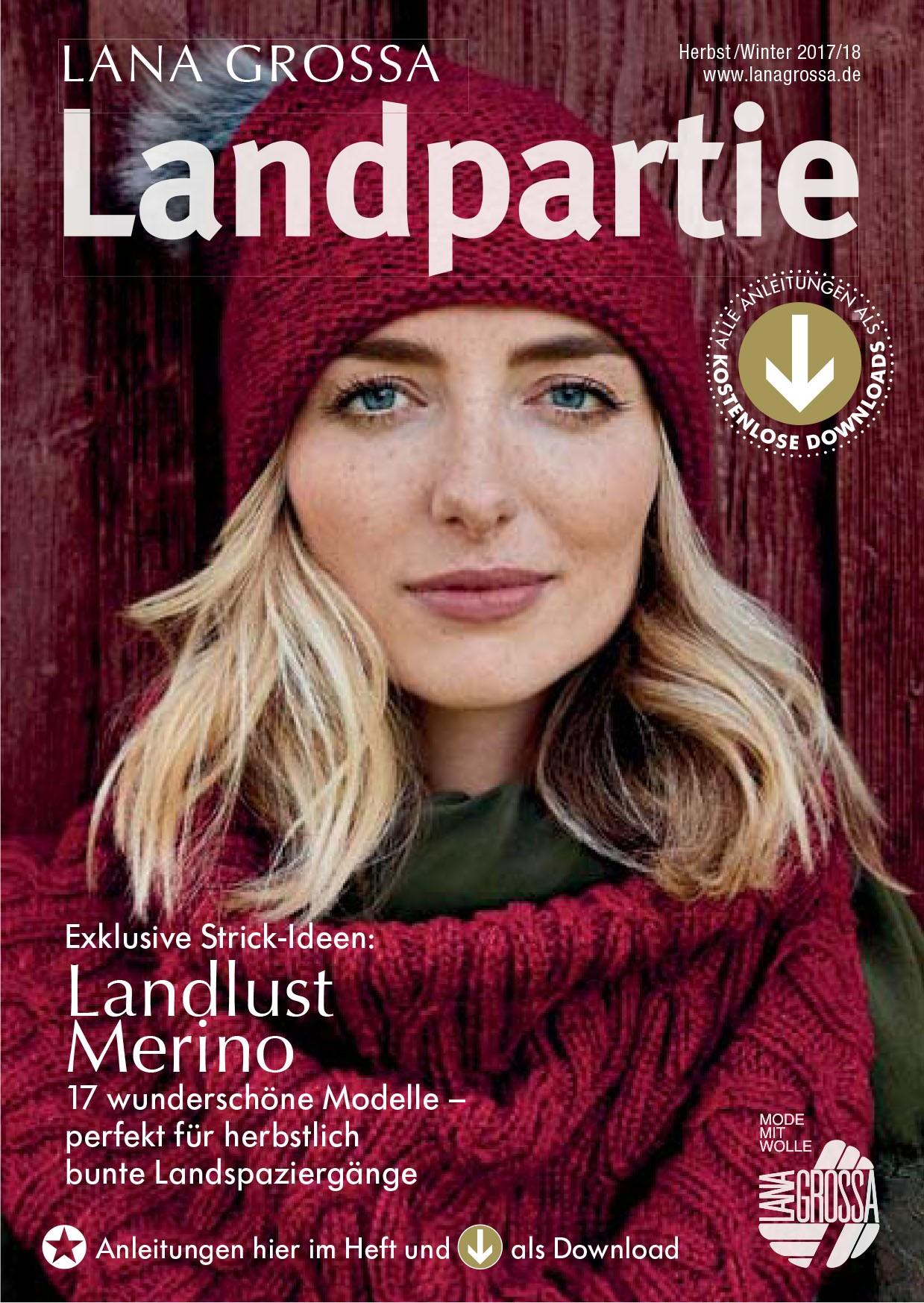 Lana Grossa LANDPARTIE - German Edition