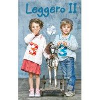 Lana Grossa LEGGERO II Folder - German Edition