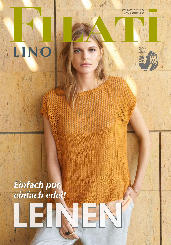 Lana Grossa FILATI Lino No. 1 - German Edition