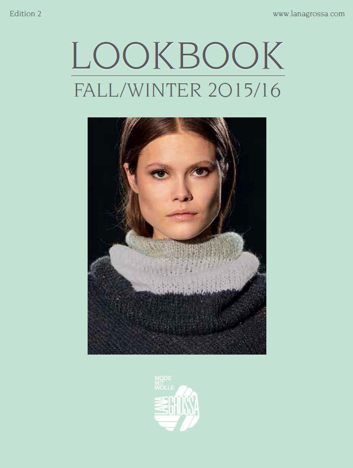 Lana Grossa LOOKBOOK No. 2 - Fall/Winter 2015/16 - English Edition