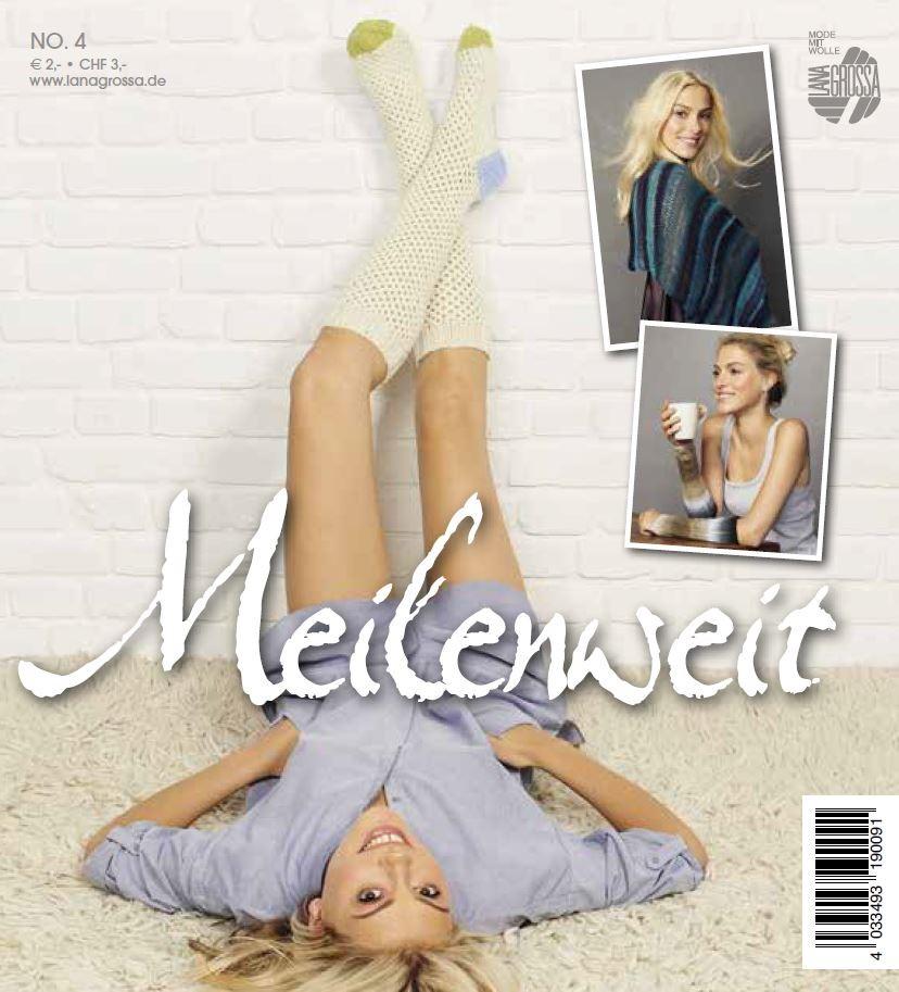 Lana Grossa MEILENWEIT No. 4 - German Edition