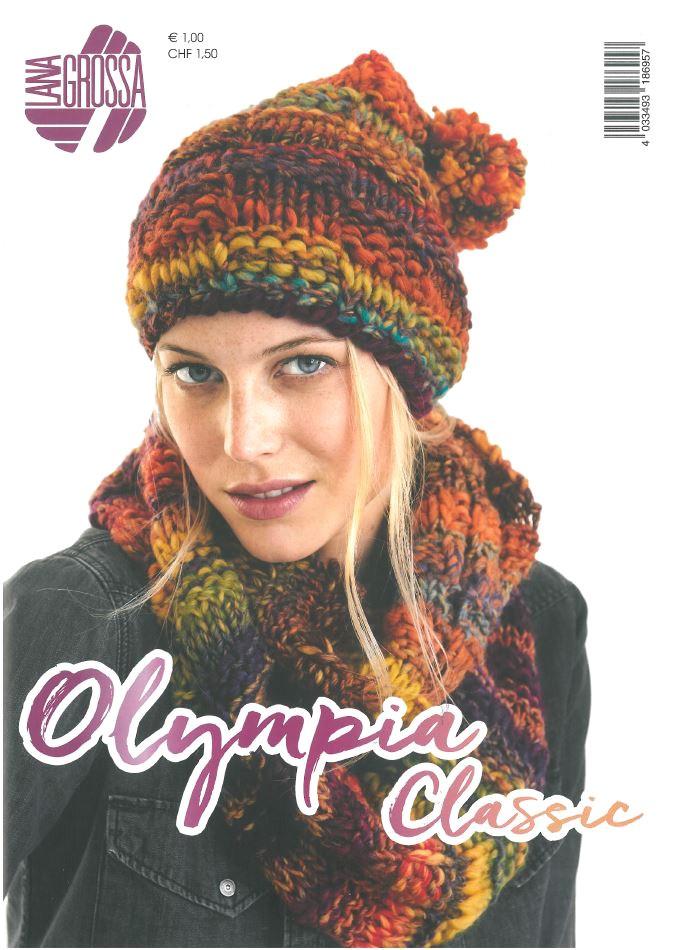 Lana Grossa OLYMPIA Folder-CLASSIC No. 2 - German Edition