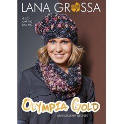 Lana Grossa OLYMPIA Folder-GOLD-German Edition