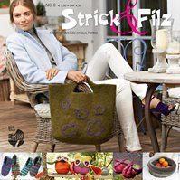 Lana Grossa STRICK & FILZ No. 8 (German edition)