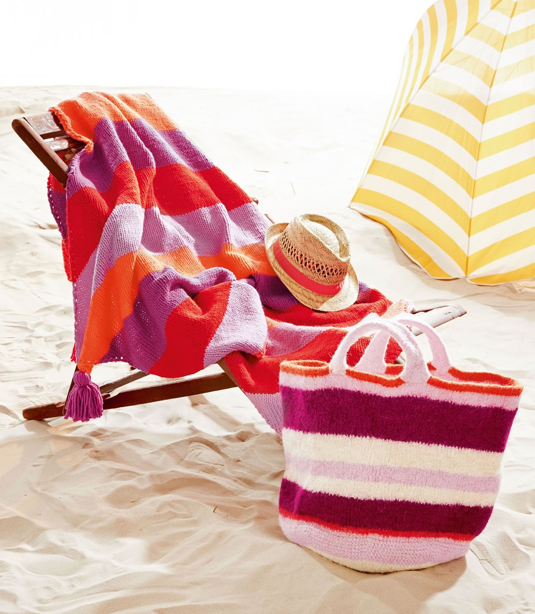 Lana Grossa BEACH BAG Feltro