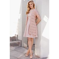 Lana Grossa VEST IN LACE PATTERN Puntino