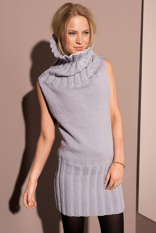 Lana Grossa TUNIC Cool Wool Cashmere