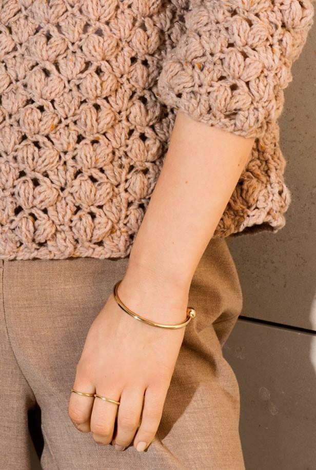 Lana Grossa PULLOVER & LOOP in Royal Tweed