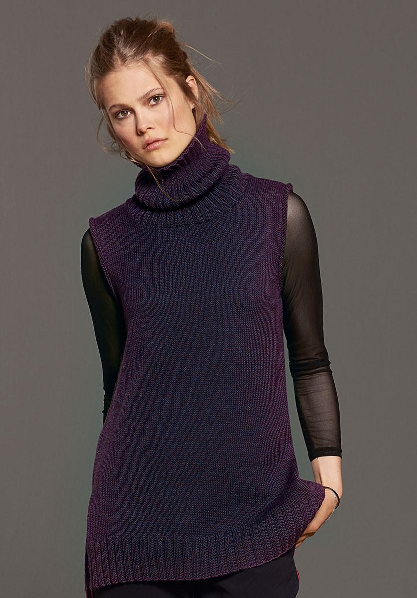 Lana Grossa TUNIC Cool Wool Melange