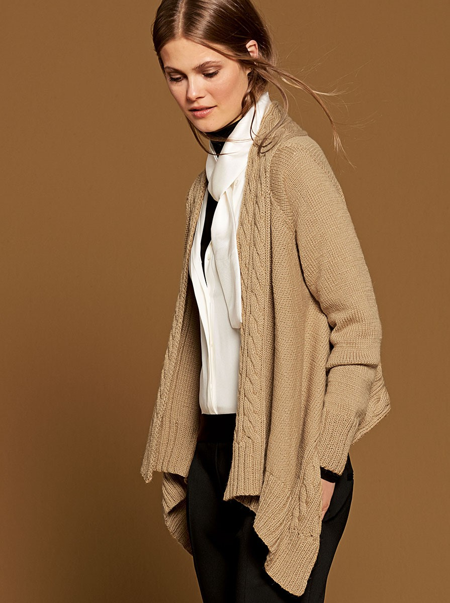 Lana Grossa JACKET Cool Wool big
