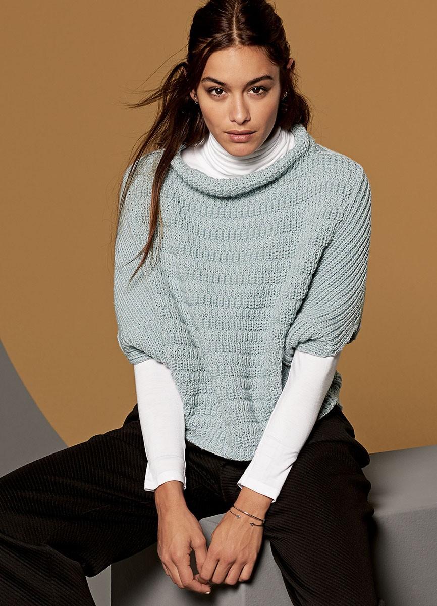 Lana Grossa VEST Cool Wool big