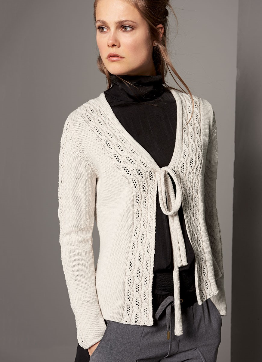 Lana Grossa JACKET Cool Wool