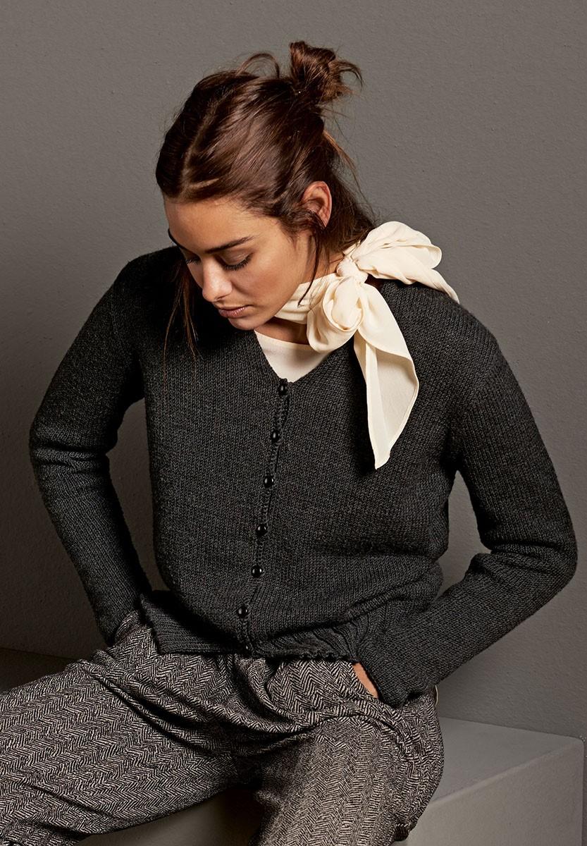 Lana Grossa JACKET Cool Wool
