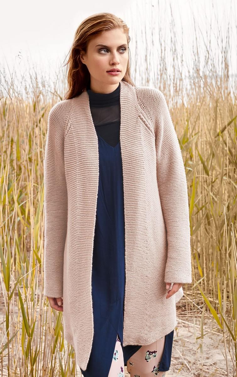 Lana Grossa JACKET Cool Wool Cashmere