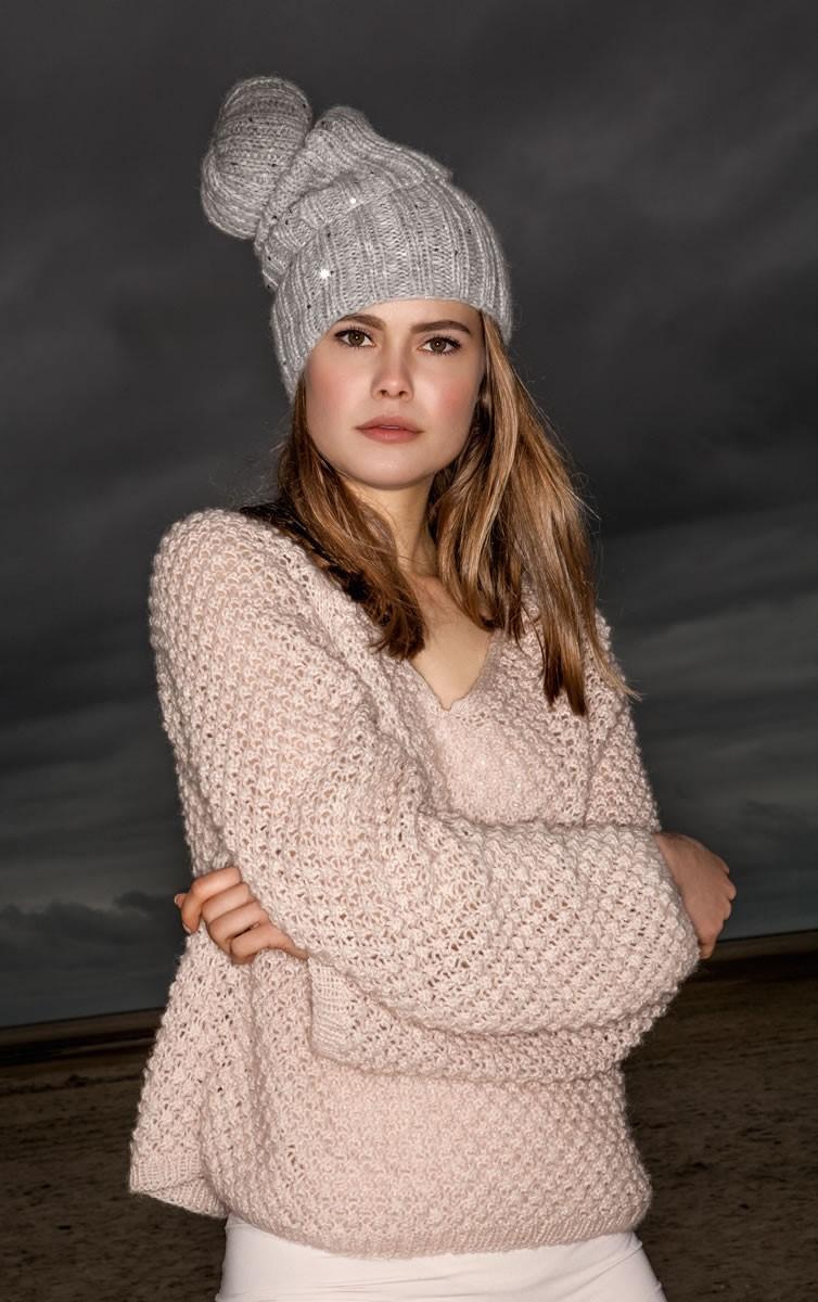 Lana Grossa HAT Alta Moda Super Baby Fine/Lace Paillettes