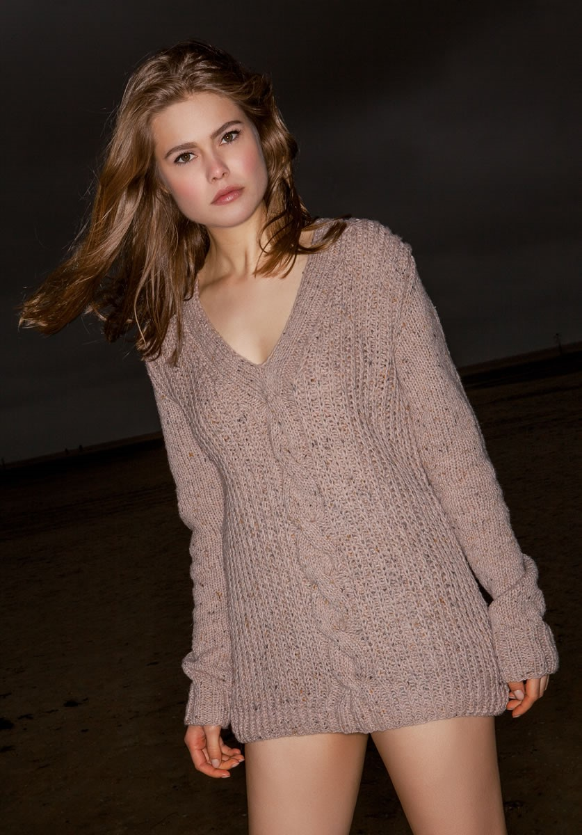 Lana Grossa PULLOVER Royal Tweed