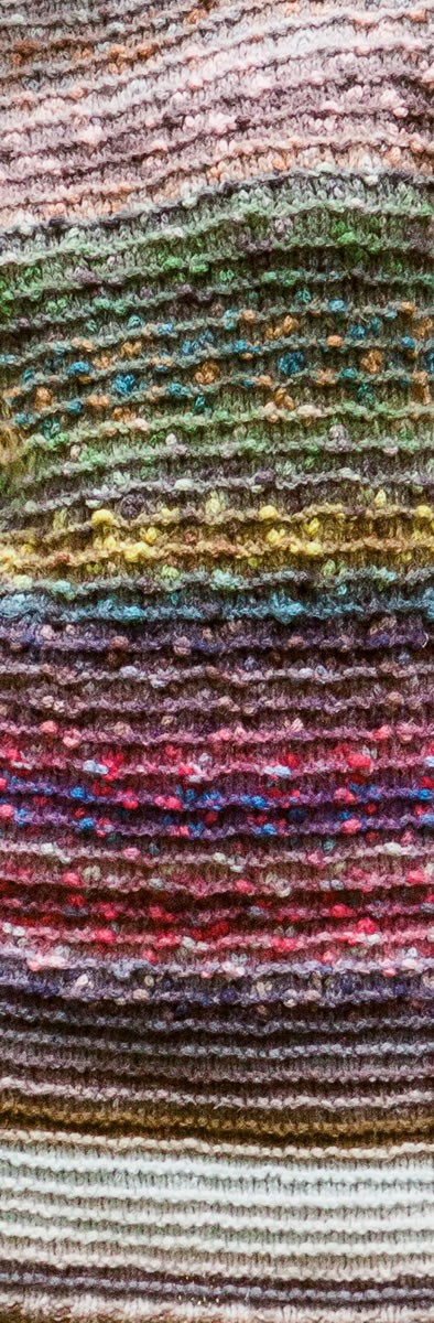 Lana Grossa DRESS Colorato/Colorato Nodo