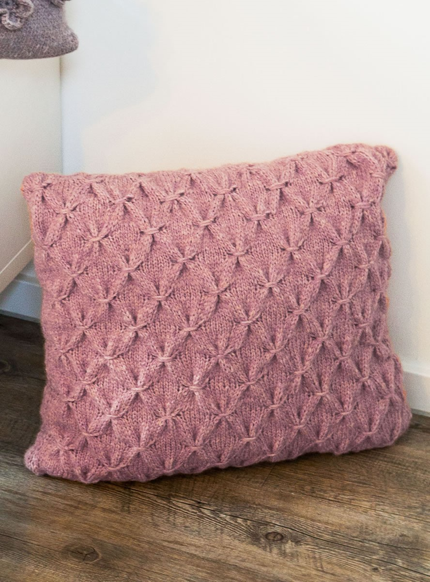 Lana Grossa PILLOW COVER Alta Moda Alpaca