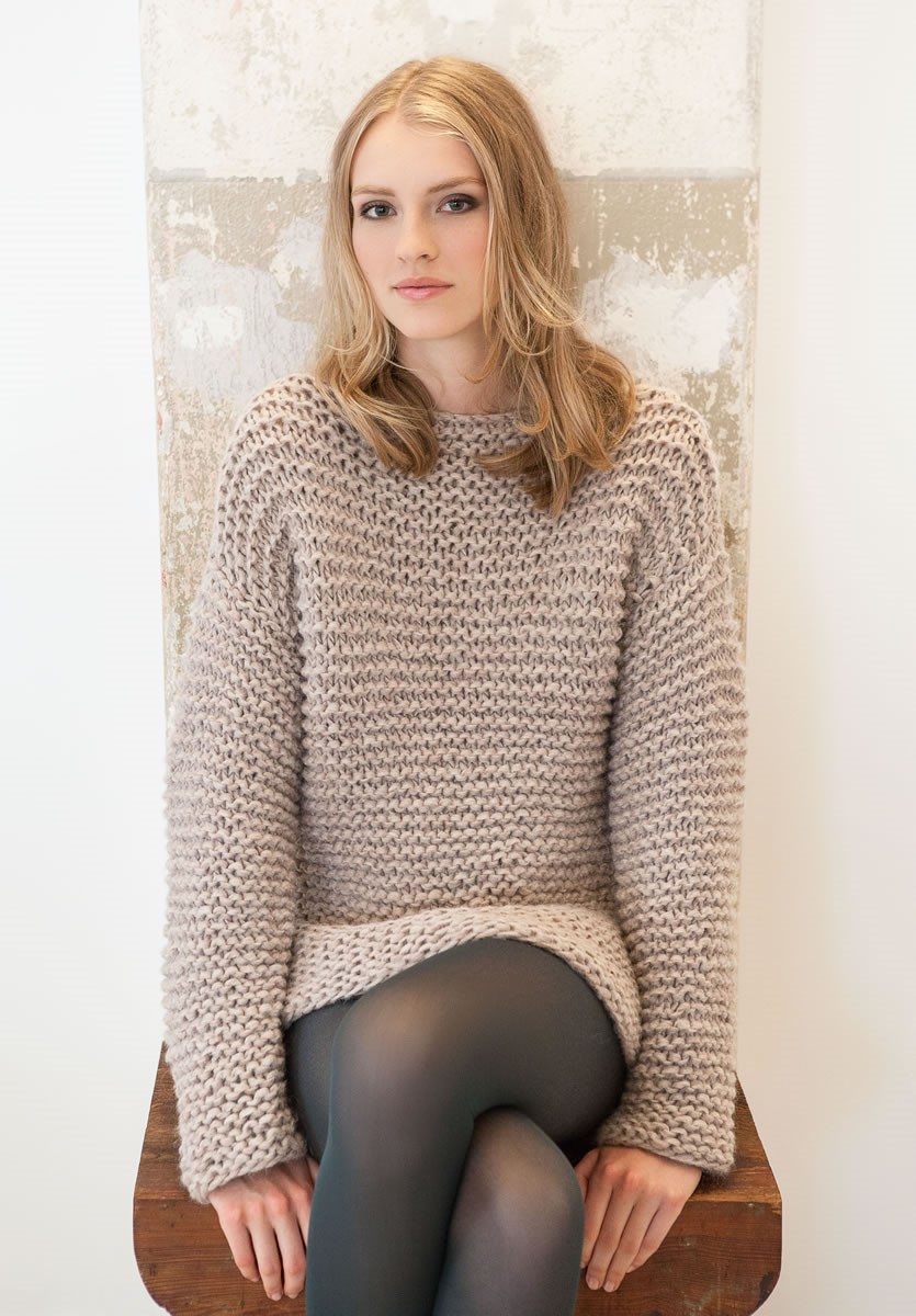Lana Grossa PULLOVER Ambiente