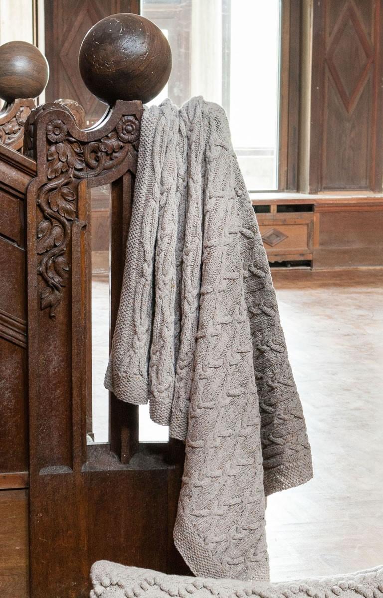Lana Grossa BLANKET Royal Tweed