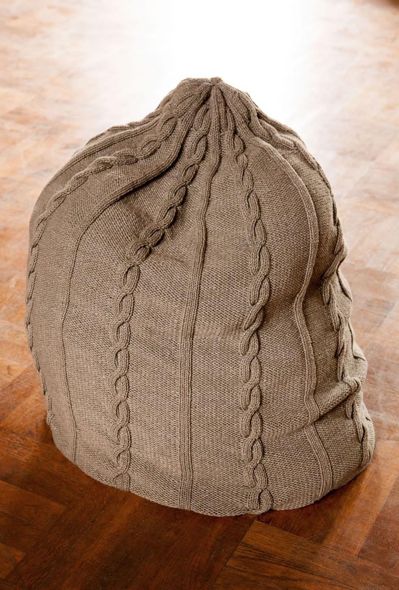 Lana Grossa BEAN BAG CHAIR COVER Mille II