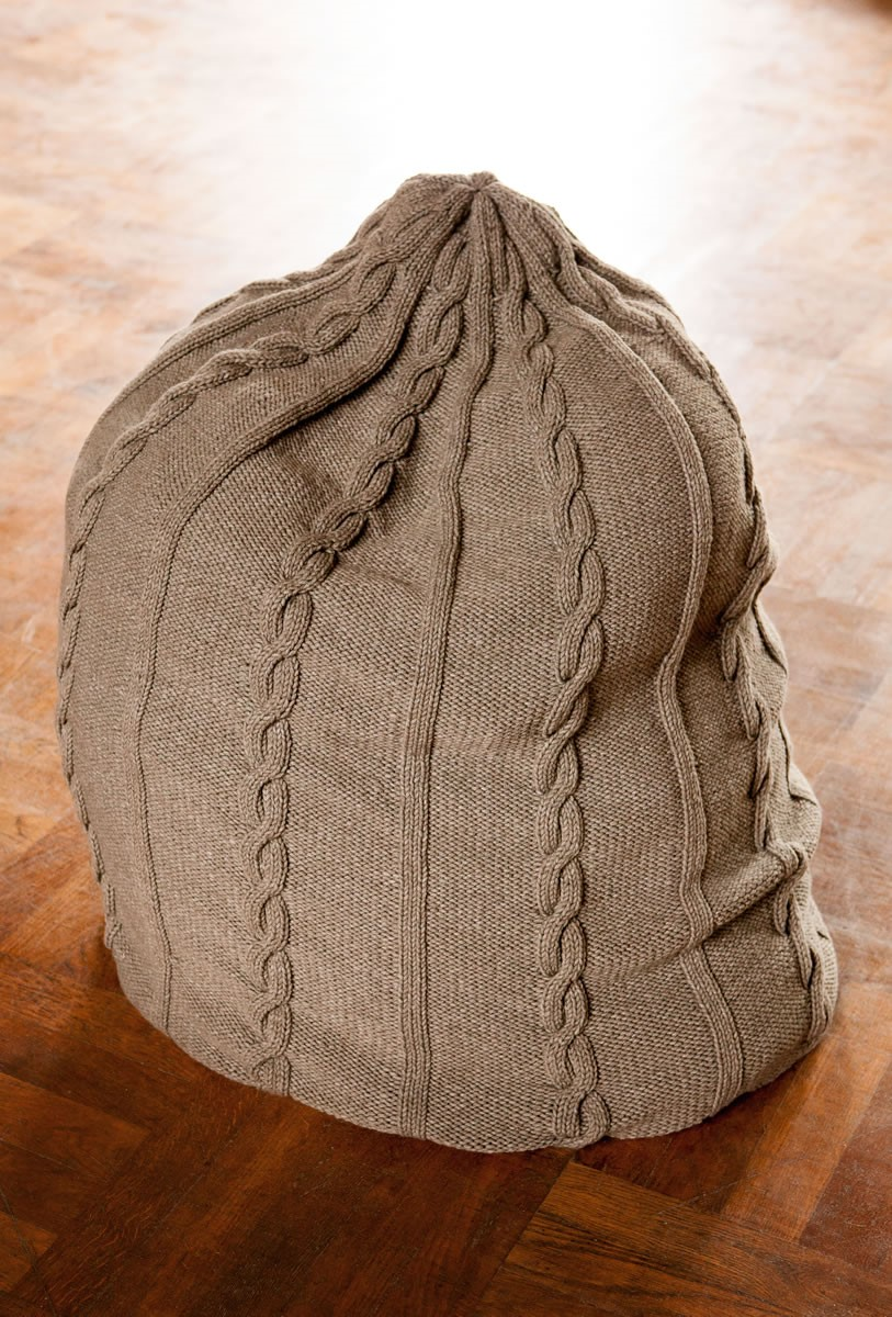 Lana Grossa BEAN BAG CHAIR COVER Mille II