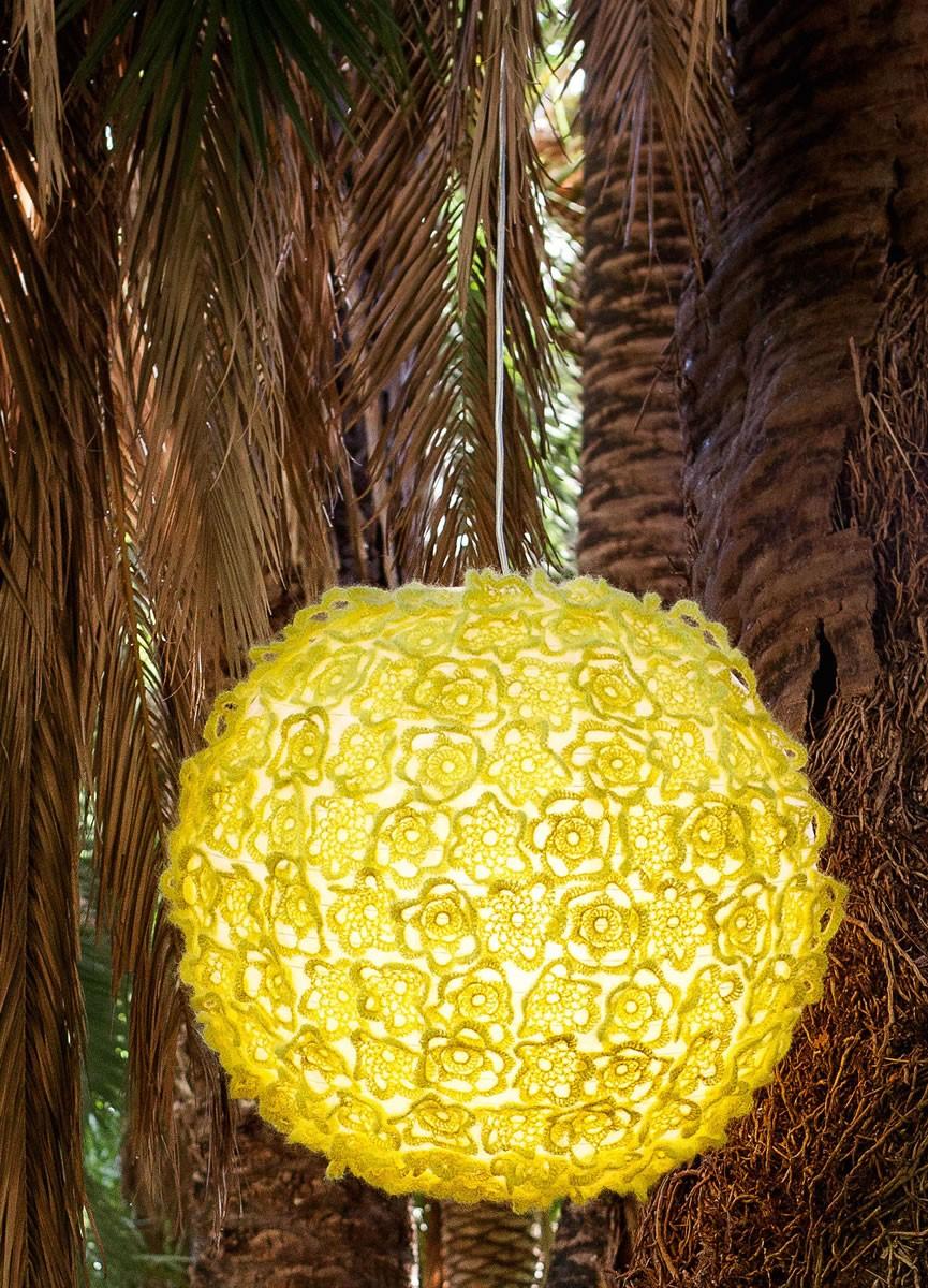 Lana Grossa LAMP SHADE Silkhair