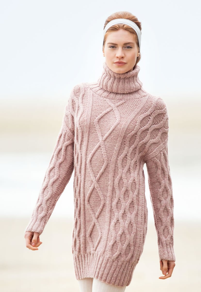 Lana Grossa PULLOVER Alta Moda Alpaca