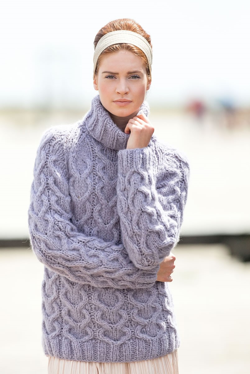 Lana Grossa PULLOVER Cloud
