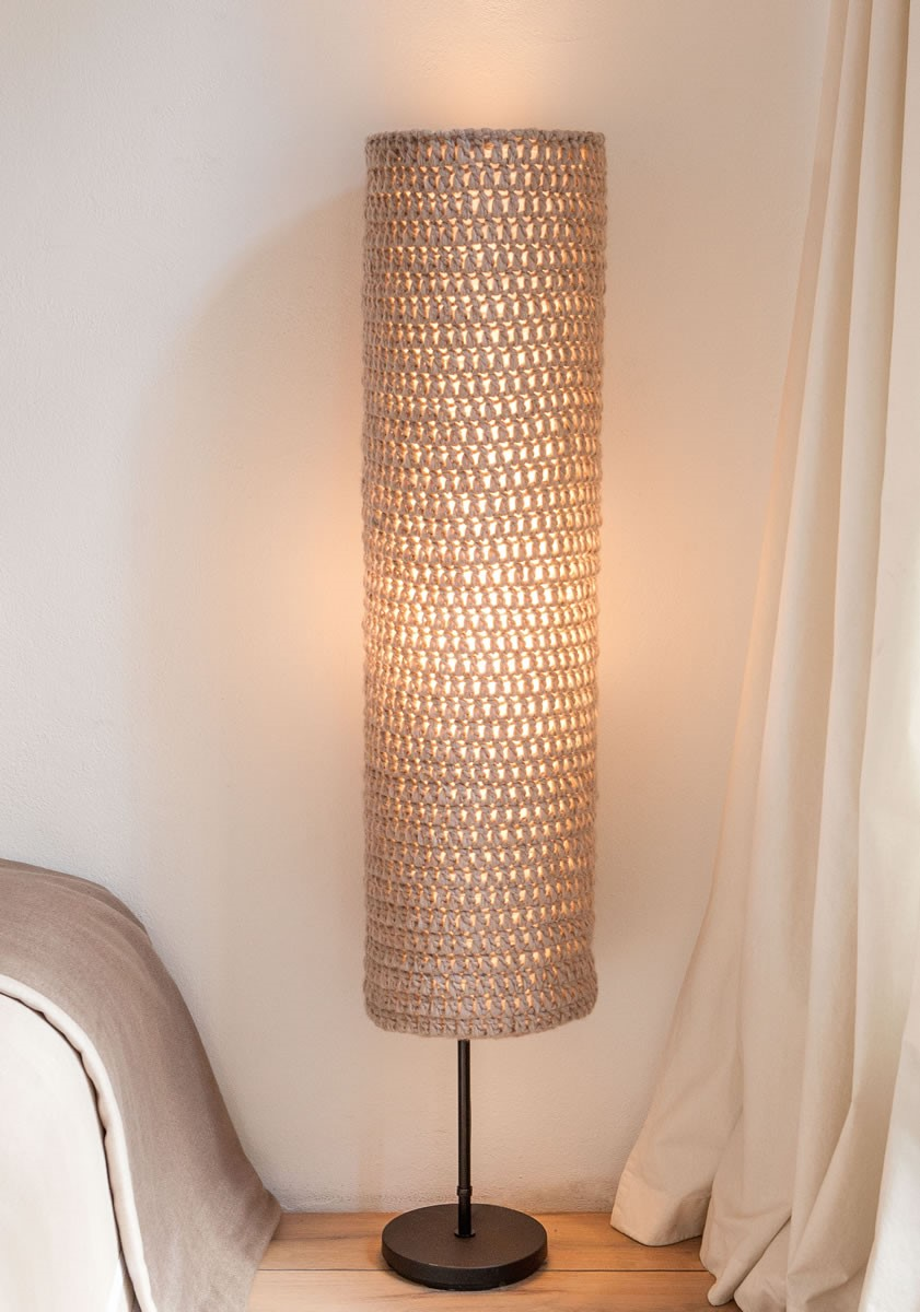 Lana Grossa LAMPSHADE COVER Ambiente