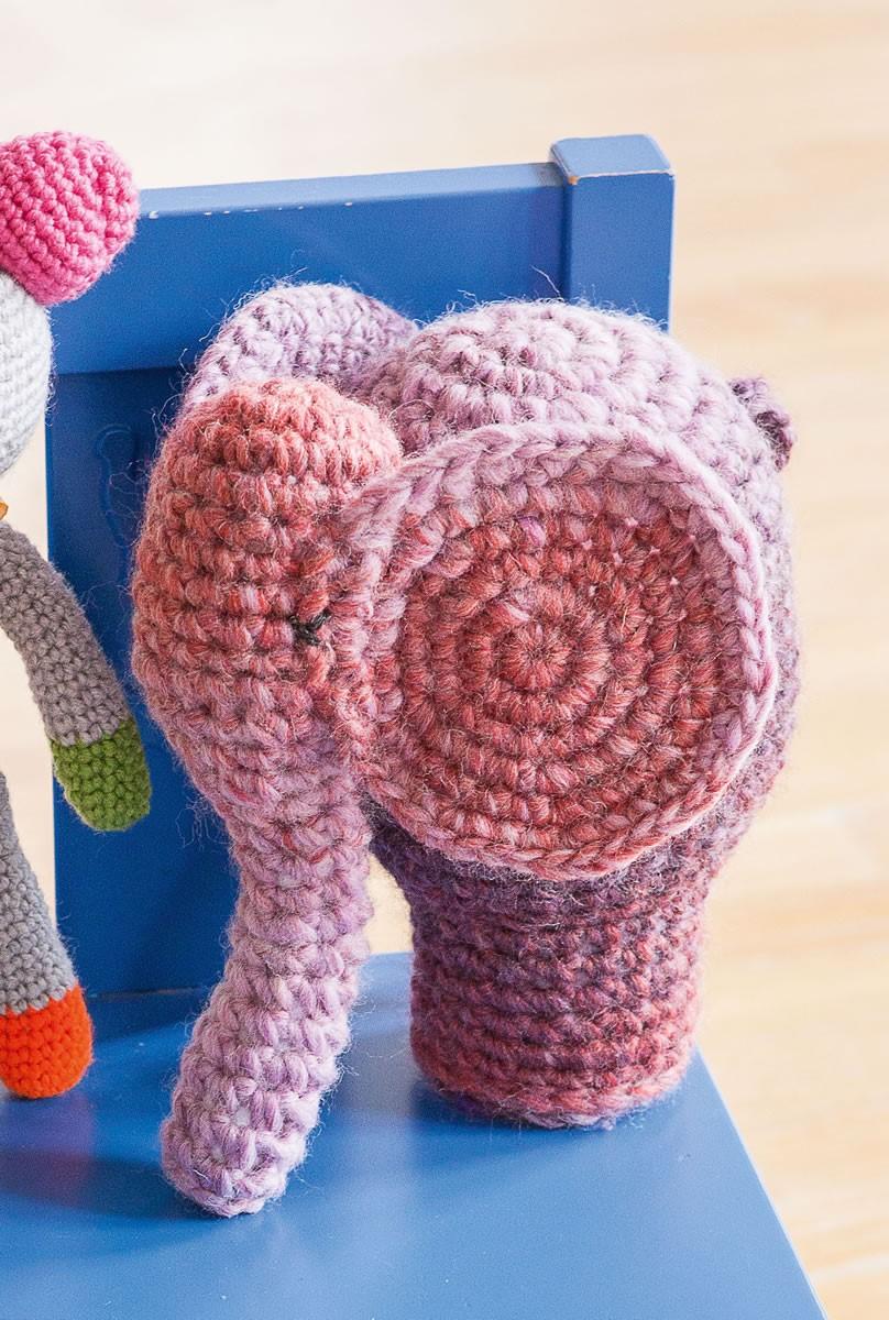 Lana Grossa ELEPHANT Feltro