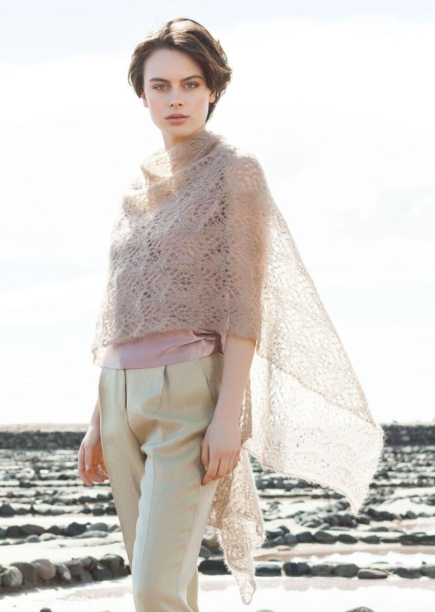 Lana Grossa SHAWL Silkhair