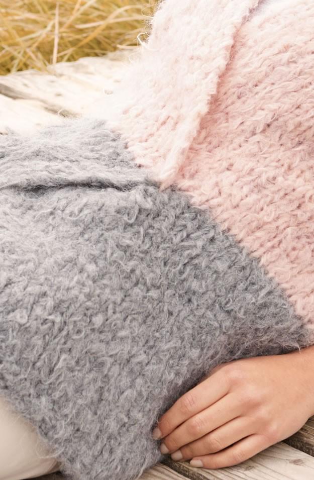 Lana Grossa VEST Lala Berlin Hairy