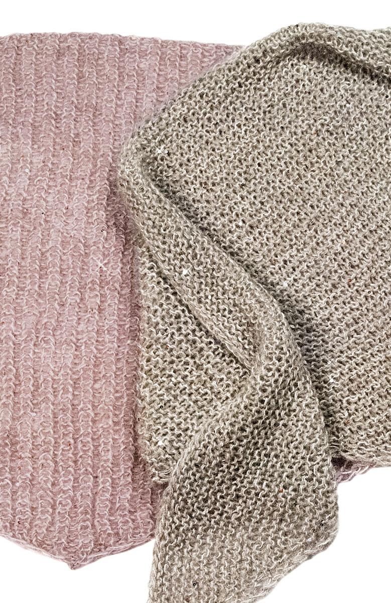 Lana Grossa SHAWL Lace Paillettes/Silkhair FILATI No. 50 (Herbst/Winter 201...
