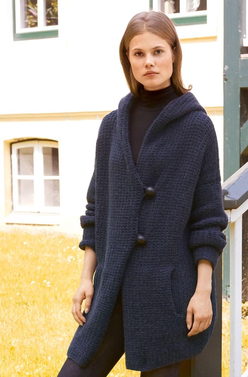 Lana Grossa JACKET Alta Moda Cashmere 16