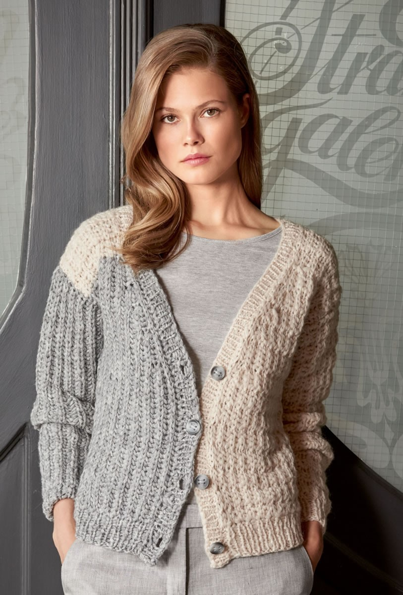 Lana Grossa JACKET Softness