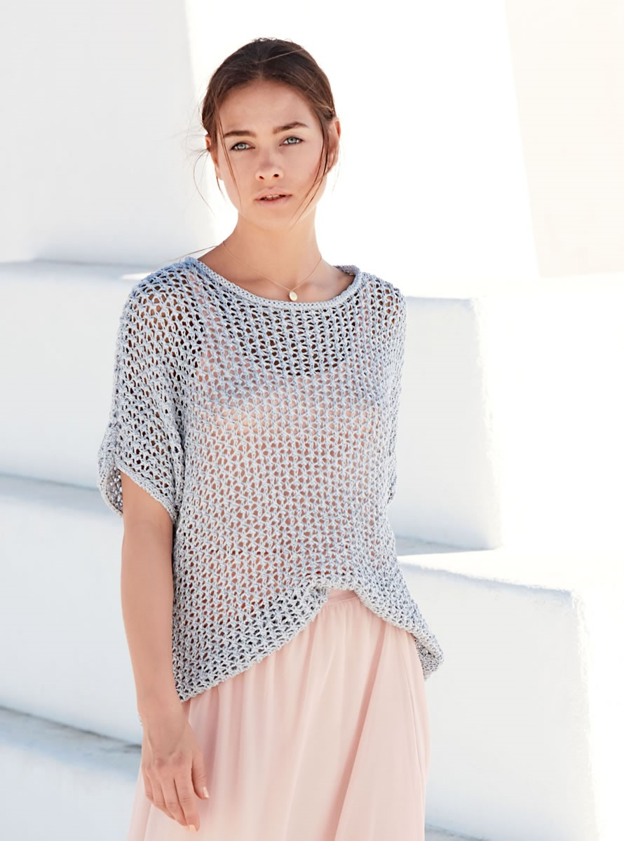 Lana Grossa LAYERING TOP Lavato